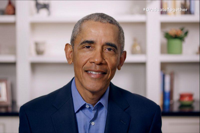 screenshot of Barack Obama speaking to the camera